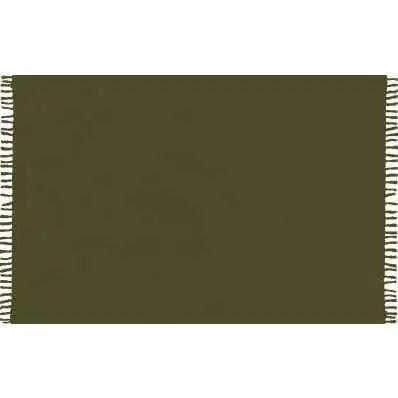 Big Sarong or Aussie Bloke Kilt plain_oliv