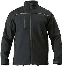 Soft Shell Jacket Charcoal