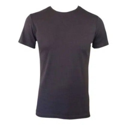 Bamboo Men's Tee Without Pocket - Chocolate