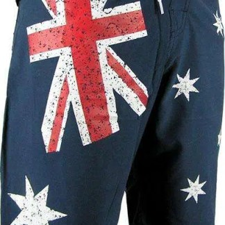 boardies - aussie blue