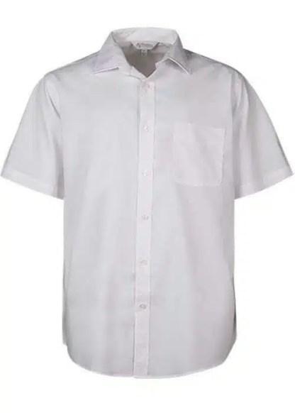 Kingswood Short Sleeve to 7XL white