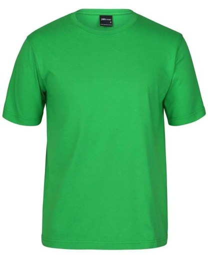 Round Neck T Shirts PEA GREEN