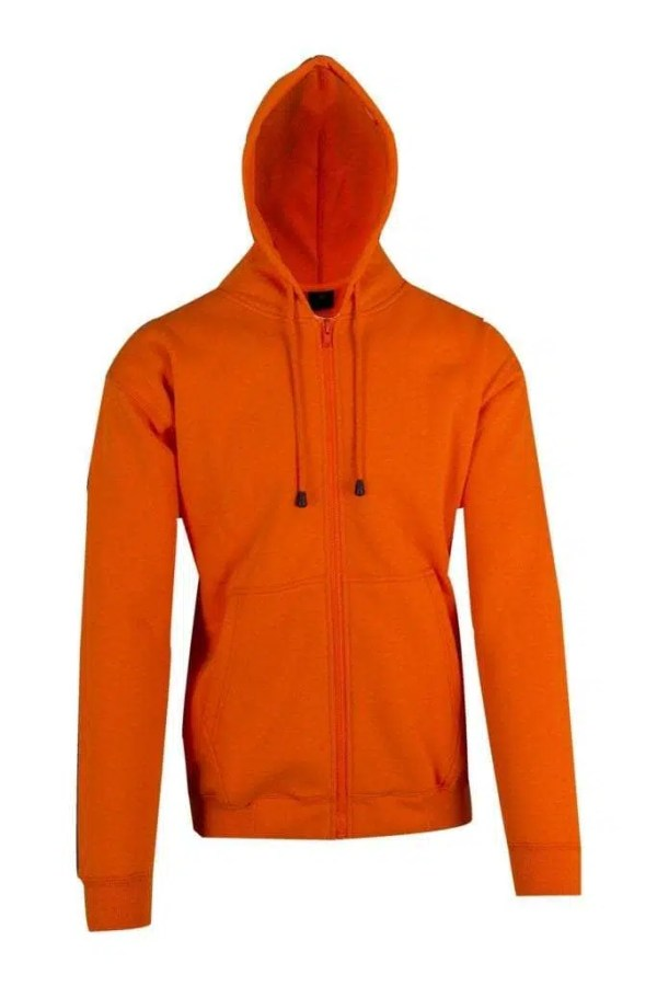 kangaroo zip orange