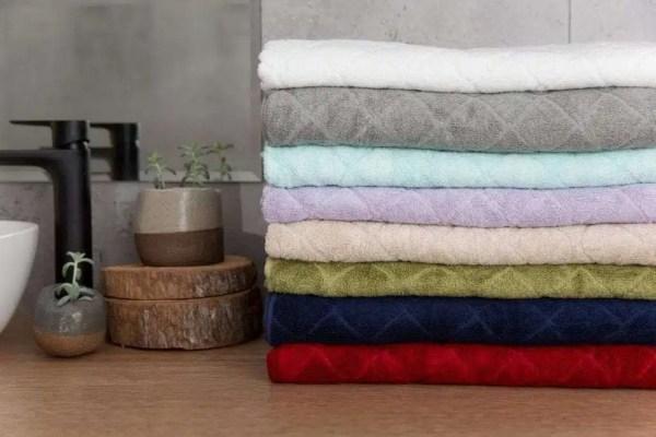 Bamboo Bath towels - prod image
