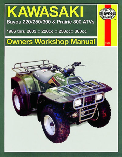 Wiring Diagram For 1986 Kawasaki Bayou 300 Atvconnectioncom Atv