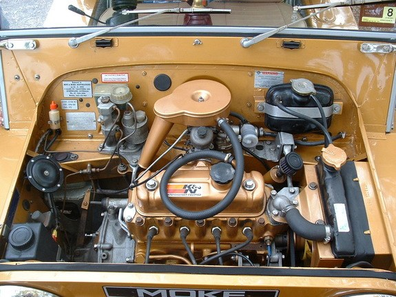 Wiring Diagram Of 1977 1978 Mini Special
