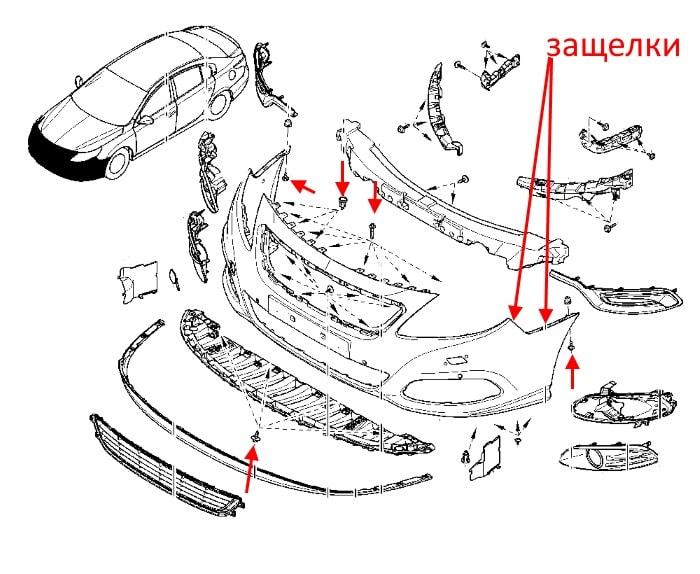 Download 2012 Renault Latitude Service and Repair Manual