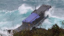 Dozens are feared dead after a boat carrying suspected asylum seekers crashed on Christmas Island