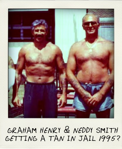 Graham Henry and Neddy Smith during their time in prison circa 1996-002-aussiecriminals
