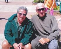 James -Diamond Jim- Shepard and Neddy Smith at Long Bay Jail