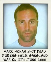 Mark Moran-pola