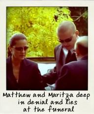 Matthew and Maritza deep in denial and lies-pola