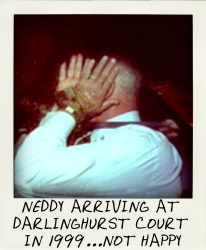 Nov12,1999 Neddy Smith Arriving at Darlinghurst court-aussiecriminals