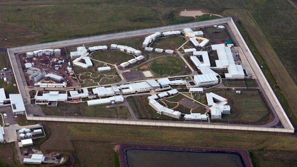 Barwon Prison in Victoria, which contains Victoria's worst criminals