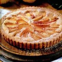 Random Post#4: Brown Butter Peach  Tarts