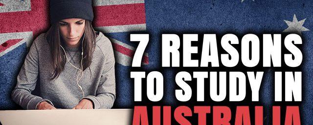 AE 447: 7 Reasons to Study English in Australia