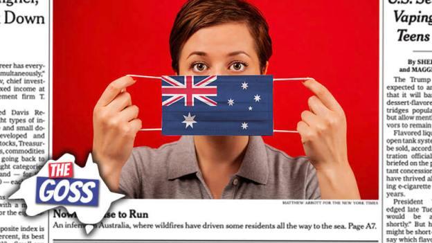 how is australia handling the covid-19 pandemic, coronavirus australia, the goss, ian smissen, pete smissen