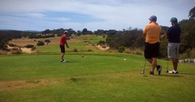 GOLF GAME FORMAT: What is foursomes and bloodsomes?
