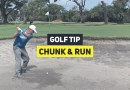 How to play the chunk and run bunker shot: video