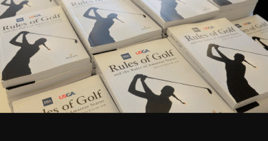 Golfer unfairly criticized for calling out a rules violation