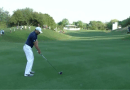 Watch this amazing slo-mo video of Sergio Garcia hitting driver off the deck
