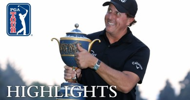 Phil Mickelson wins WGC Mexico; first victory since 2013 Open Championship