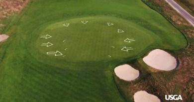 US OPEN / Shinnecock Hills hole-by-hole flyovers – the back nine