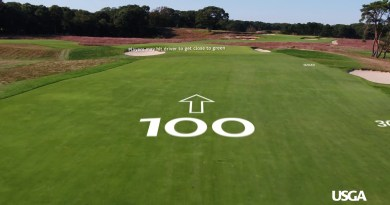 US OPEN / Shinnecock Hills hole-by-hole flyovers – the front nine