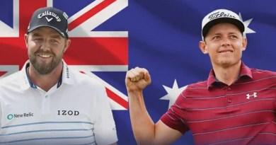 Marc Leishman to pair with Cameron Smith at World Cup of Golf in Melbourne
