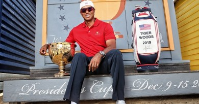 Tiger Woods hints he'll be a playing captain at Presidents Cup in Melbourne