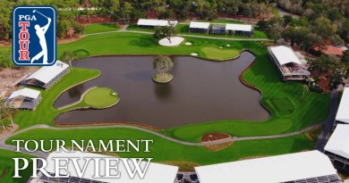 Biggest purse in golf: The PLAYERS Championship Preview video