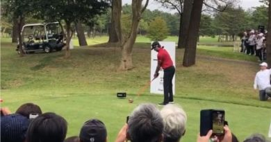 Is this the craziest golf shot Bubba Watson has ever hit?