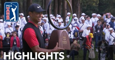 Tiger Woods ties Sam Snead record with 82nd PGA Tour win in Japan