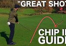 GOLF TIP Rick Shiels explains how to chip it in the hole