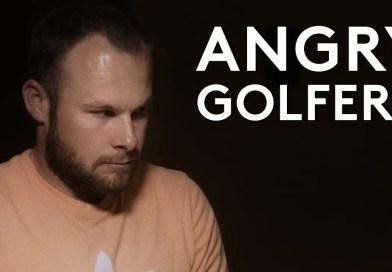 European Tour players attend hilarious anger management class