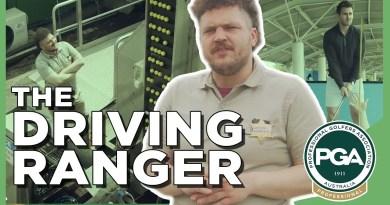 PGA of Australia: The Driving Ranger TV commercials