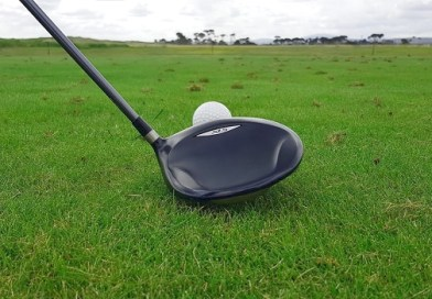DISTANCE DEBATE Robot testing old balata golf balls with modern equipment