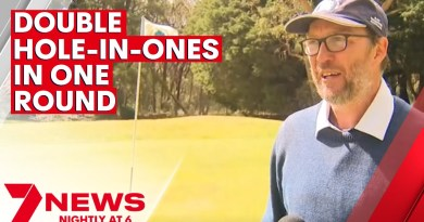 Blue Mountains golfer makes two holes-in-one in same round