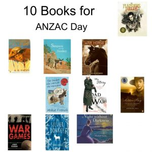 10 Books for ANZAC day