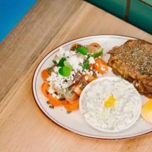 Keto restaurant keto greek food