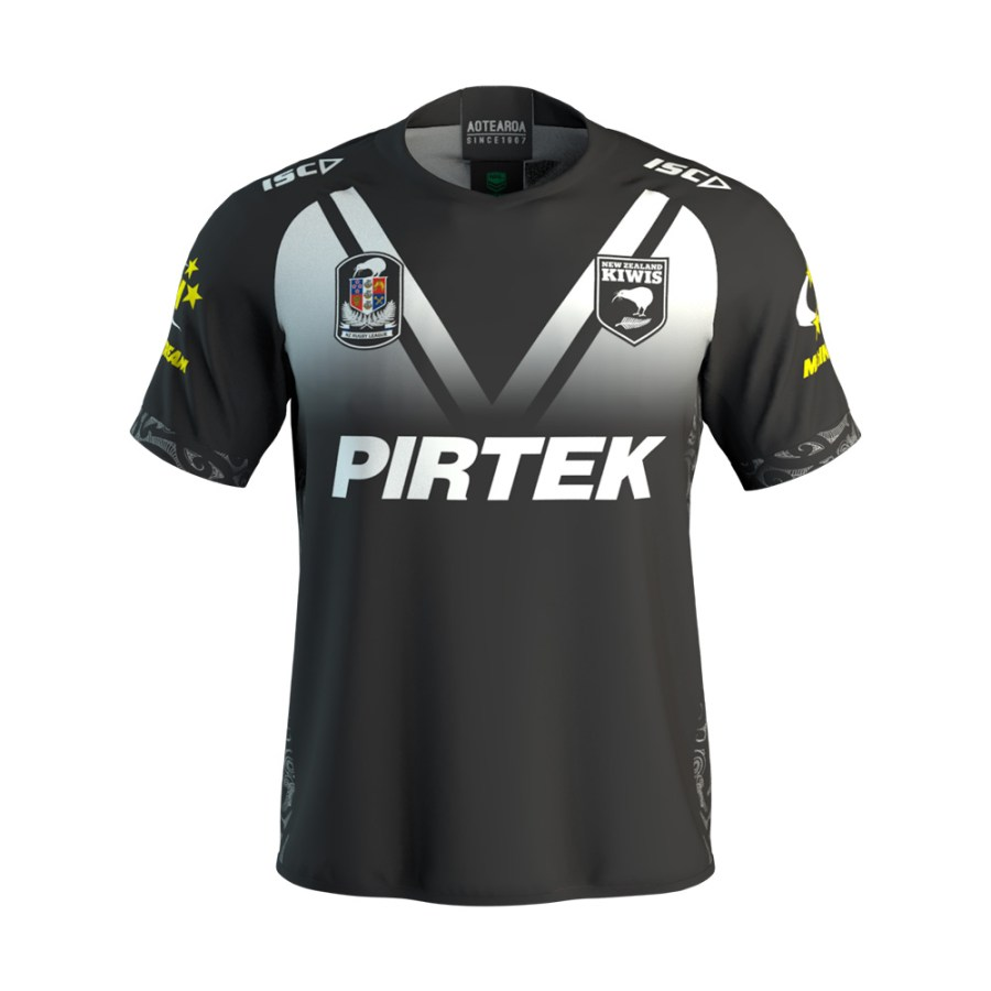 Buy 2019 New Zealand Kiwis Rugby League Jersey - Mens ...