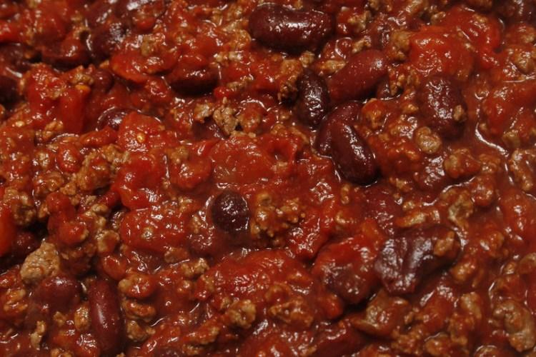 Thm chilli con carne aussie mamas for Adding chocolate to chilli con carne