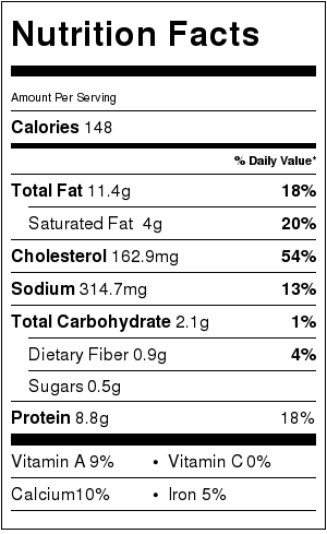 bacon-egg-cheese-nutritional-label