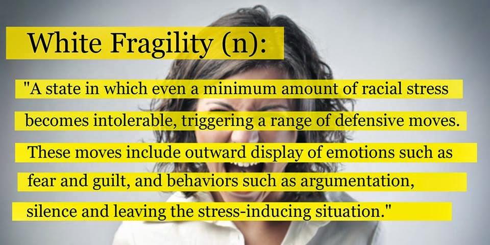 Image result for white fragility