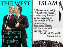 West vs Islam