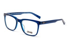 Blue acetate frame