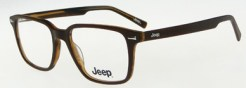Brown acetate frame