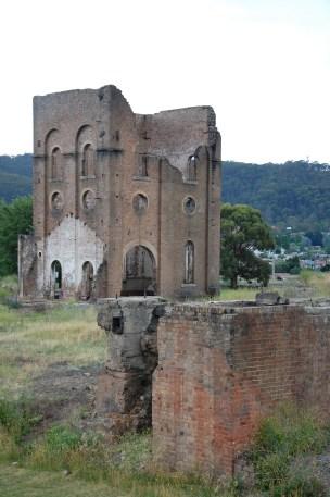 Ruine des Eisenwerks