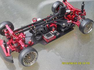 Bradley Burge: MST FXX-D VIP (with mid motor conversion), Photo: Bradley Burge