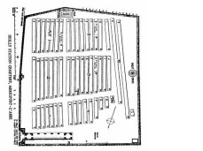 Heilly Station cemetery plan
